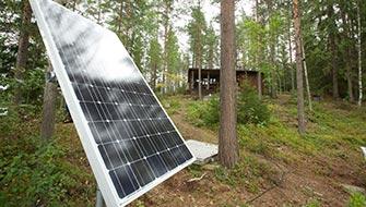 Laatu-Sähkö - Aurinkovoima